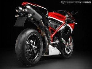 Ducati EVO 848 Corse